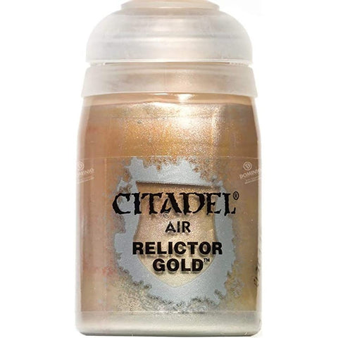 Citadel Paint: Air - Relictor Gold