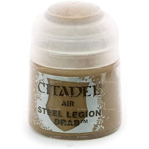 Citadel Paint: Air - Steel Legion Drab
