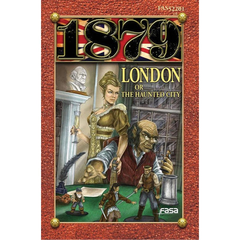 1879 London, or The Haunted City