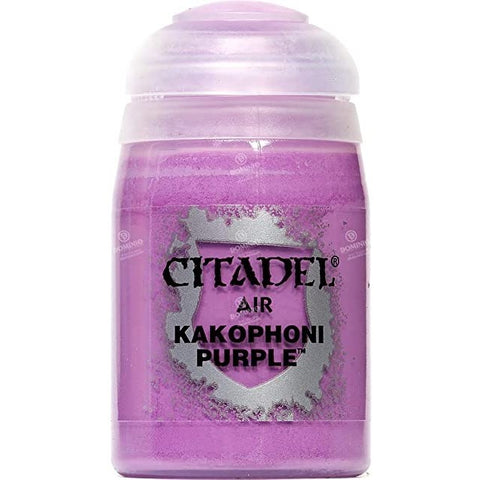 Citadel Paint: Air - Kakophoni Purple