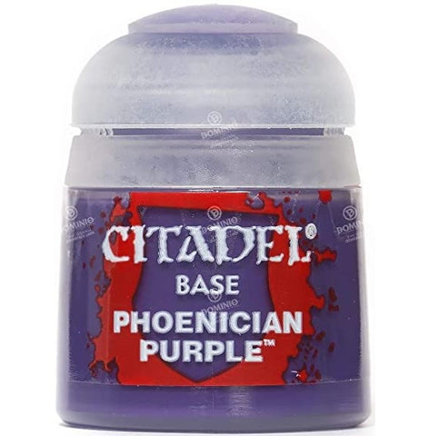 Citadel Paint: Base - Phoenician Purple