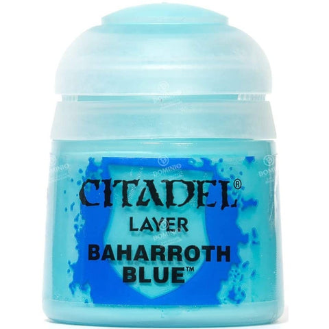 Citadel Paint: Layer - Baharroth Blue