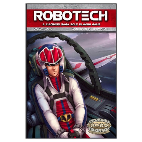 Savage Worlds: Robotech