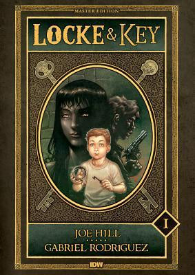 Locke & Key Master Edition Volume 1 [Hill, Joe]