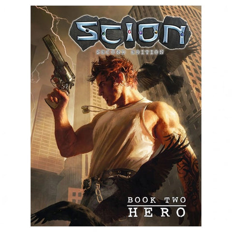 Scion Hero Second Edition