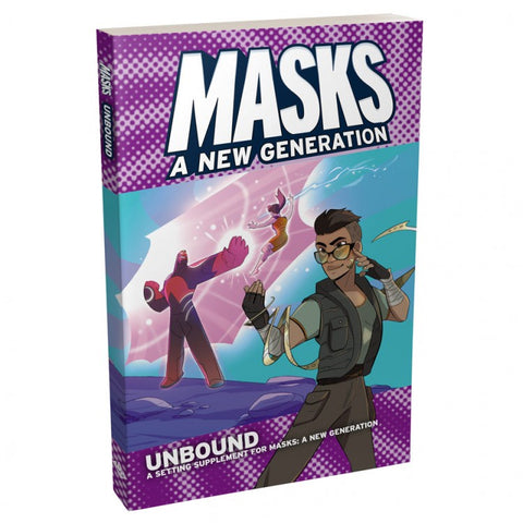 Masks a New Generation RPG: Unbound