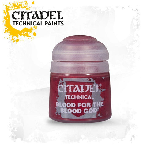 Citadel Paint: Blood for the Blood God