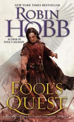 Fool's Quest (Fitz and the Fool, 2) [Hobb, Robin]