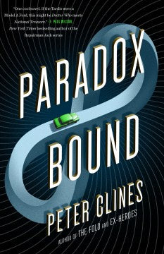 Paradox Bound (Paperback) [Clines, Peter]