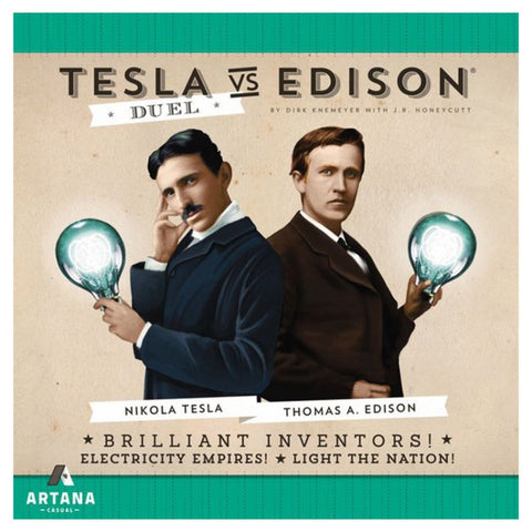Tesla Vs. Edison: The Duel