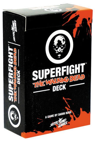 "Superfight ""The Walking Dead"" Deck"