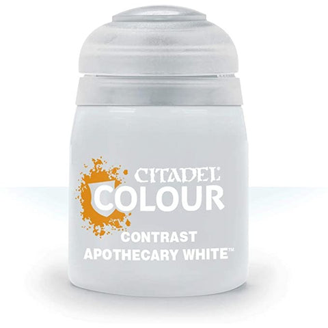 Citadel Paint: Contrast - Apothecary White
