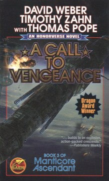 A Call to Vengeance: Manticore Ascendant Book 3 (Paperback) [Weber, David]