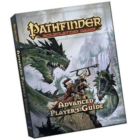 Pathfinder Advanced Player's Guide Pocket Edition