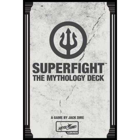 Superfight Mythology Deck