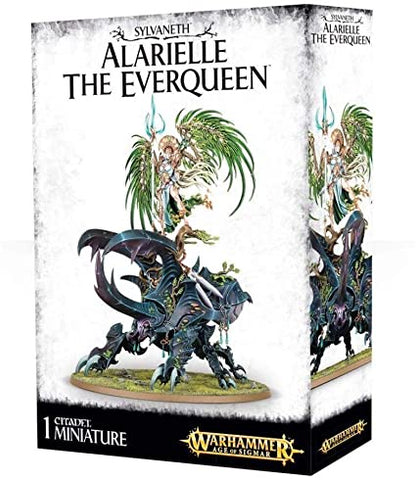 Alarielle The Everqueen: Sylvaneth - Age of Sigmar