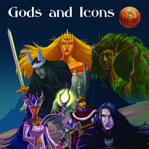 13th Age Gods and Icons