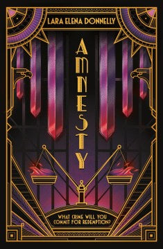 Amnesty: The Amberlough Dossier Book 3 (Paperback) [Donnelly, Lara Elena]
