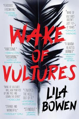 Wake of Vultures ( Shadow #1 ) [Bowen, Lila]
