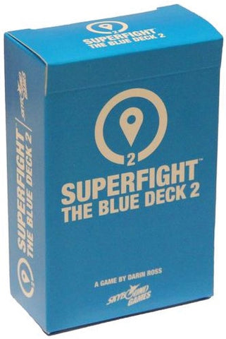 Superfight The Blue Deck Two
