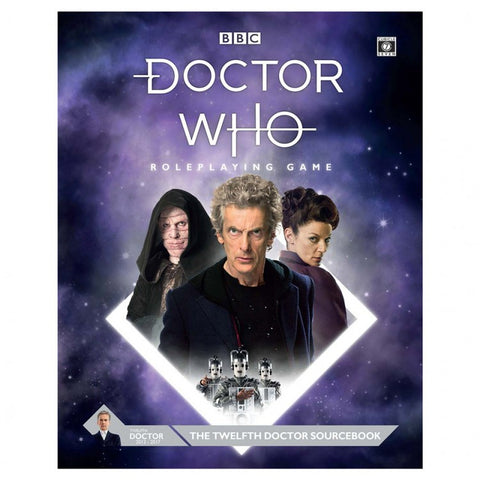 Doctor Who RPG Twelfth Doctor Sourcebook