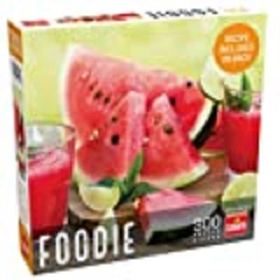 Foodie Puzzle: Watermelon Smoothie