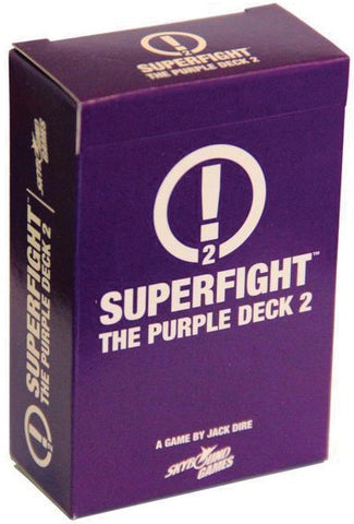 Superfight The Purple Deck Two