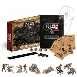 Wild West Exodus: Gunfight at Red Oak Starter Set