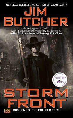 Storm Front (Dresden Files, 1) [Butcher, Jim]