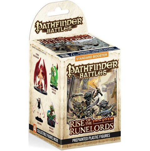 Pathfinder Battles: Rise of the Runelords Booster Box [WZK70742]