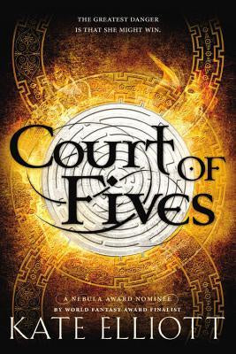 Court of Fives [Elliott, Kate]