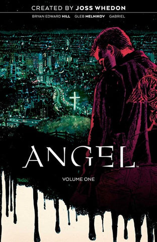 Angel Vol. 1: Being Human [Whedon, Joss]