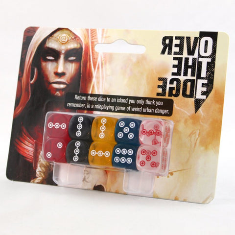 Over the Edge: Dice Set