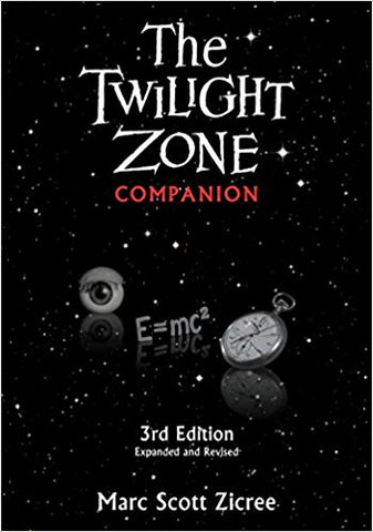 The Twilight Zone Companion (Paperback) [Zicree, Marc Scott]