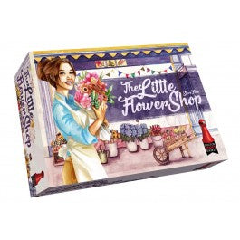 The Little Flower Shop (Boxed Card Game)