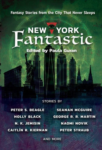 New York Fantastic [Guran, Paula (ed.)]