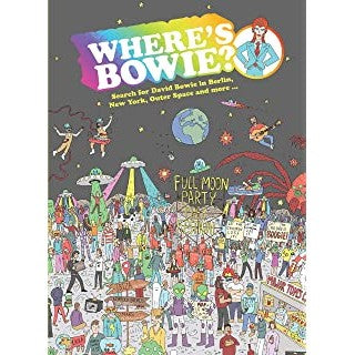 Where's Bowie?: 500 Piece Jigsaw Puzzle