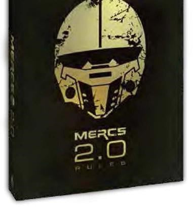 Mercs 2.0 Tabletop Rules