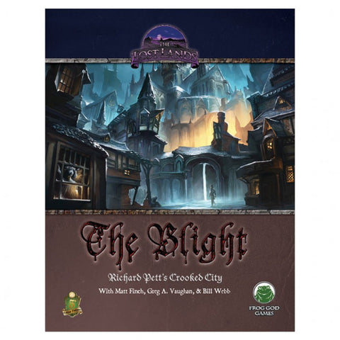 5E The Lost Lands The Blight