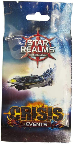 Star Realms Crisis Booster Events