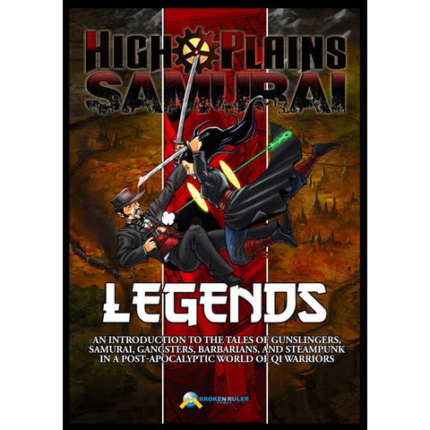 High Plains Samurai Legends
