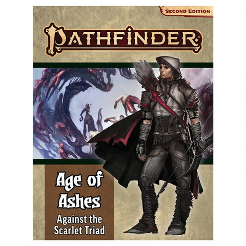 Pathfinder 2E: AP: Against Scarlet Triad (AoA5/6)