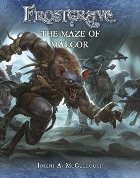 Frostgrave: The Maze of Malador