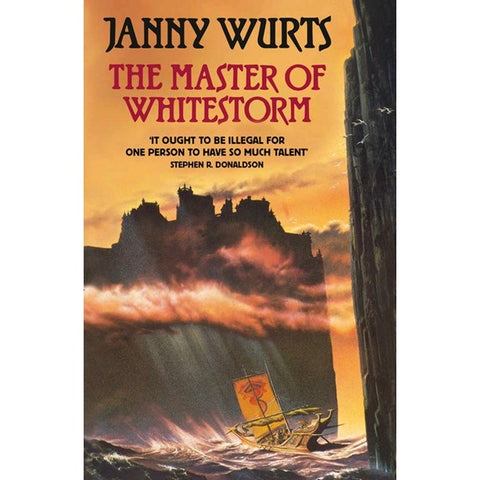 The Master of Whitestorm [Wurts, Janny]