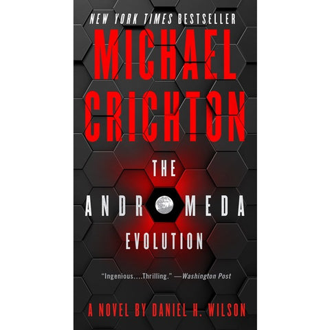 The Andromeda Evolution (Trade Paperback) (Andromeda, 2) [Chriton, Michael and Wilson, Daniel H.]