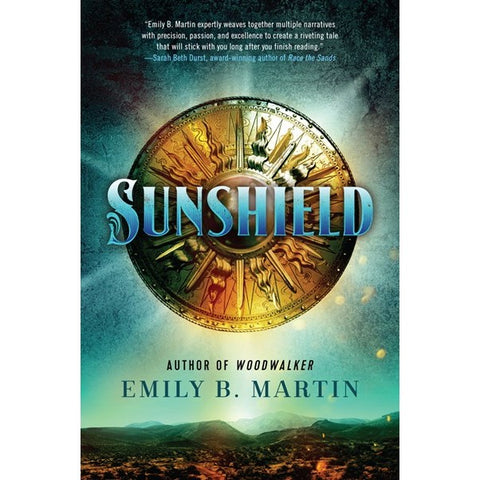 Sunshield (Outlaw Road, 1) [Martin, Emily B.]