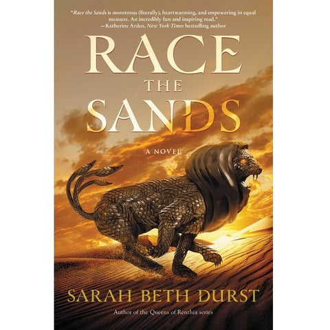 Race the Sands [Durst, Sarah Beth]