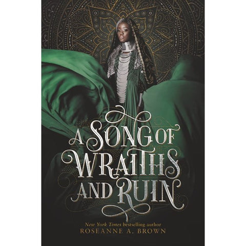 A Song of Wraiths and Ruin (A Song of Wraiths and Ruin, 1)  [Brown, Roseanne A]