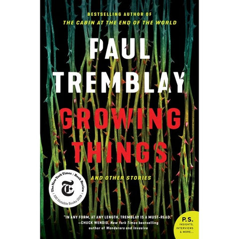 Growing Things and Other Stories (Paperback) [Tremblay, Paul]