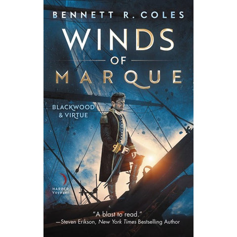 Winds of Marque (Blackwood & Virtue, 1) [Coles, Bennett R.]